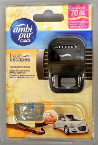 Ambi Pur Car - Vanilla 7ml